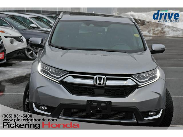 2018 Honda CR-V Touring (Stk: P4647) in Pickering - Image 3 of 28