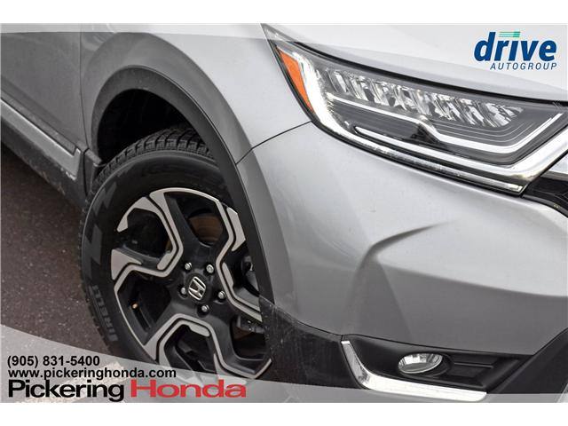 2018 Honda CR-V Touring (Stk: P4647) in Pickering - Image 10 of 28