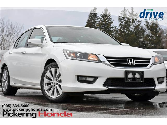 2015 Honda Accord EX-L (Stk: P4646) in Pickering - Image 1 of 28