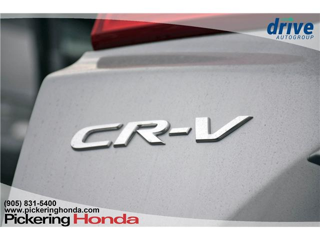 2018 Honda CR-V Touring (Stk: P4647) in Pickering - Image 16 of 28