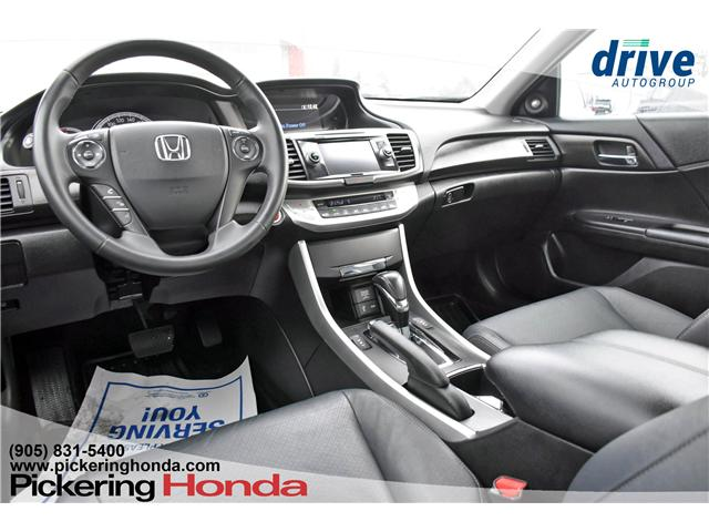 2015 Honda Accord EX-L (Stk: P4646) in Pickering - Image 2 of 28