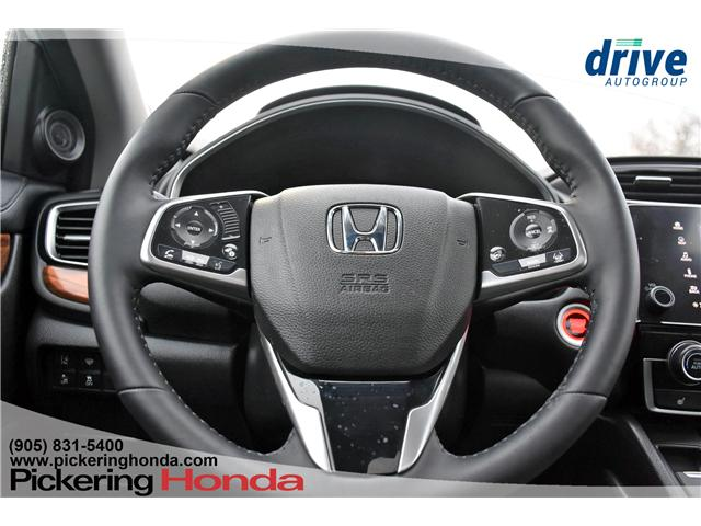 2018 Honda CR-V Touring (Stk: P4647) in Pickering - Image 21 of 28