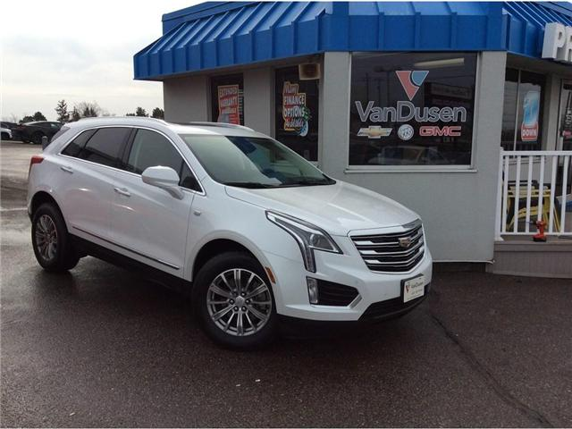 2017 Cadillac XT5 Luxury (Stk: B7291) in Ajax - Image 1 of 23