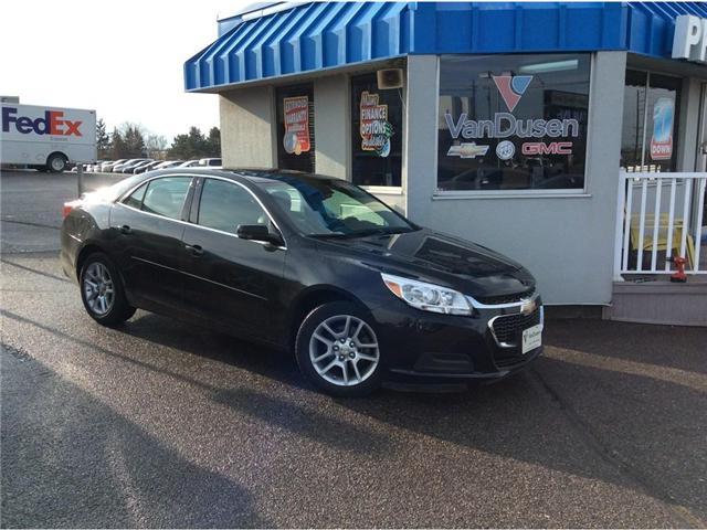 2015 Chevrolet Malibu LT 1LT (Stk: 184329A) in Ajax - Image 1 of 24