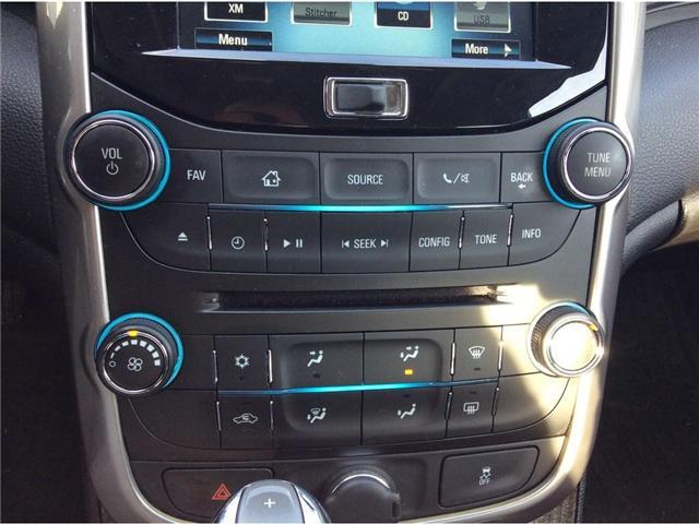 2015 Chevrolet Malibu LT 1LT (Stk: 184329A) in Ajax - Image 7 of 24