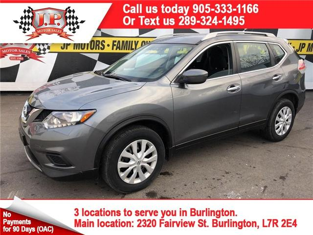 2016 Nissan Rogue S (Stk: 45965) in Burlington - Image 1 of 15
