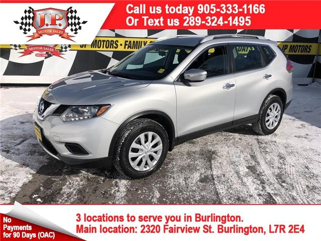 2015 Nissan Rogue SV (Stk: 46097) in Burlington - Image 1 of 24