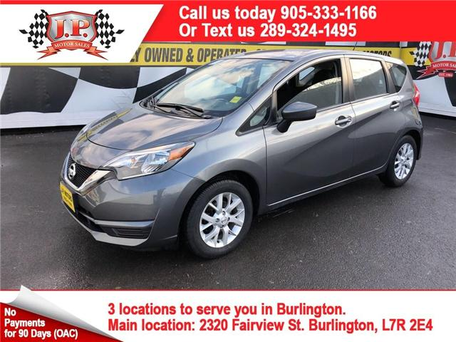 2017 Nissan Versa Note SV (Stk: 46171r) in Burlington - Image 1 of 22