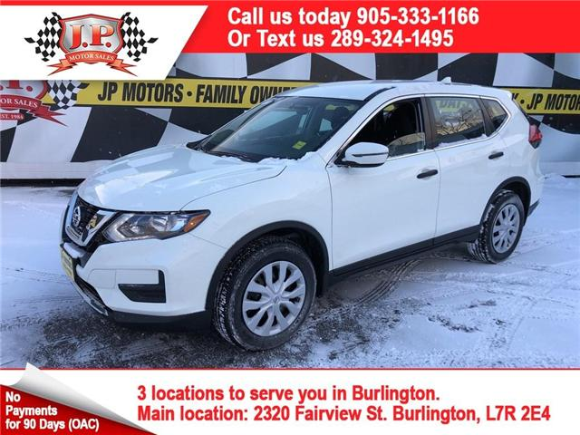 2017 Nissan Rogue S (Stk: 46175) in Burlington - Image 1 of 24