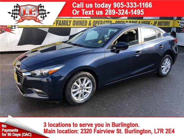 2017 Mazda Mazda3 SE (Stk: 46199r) in Burlington - Image 1 of 23
