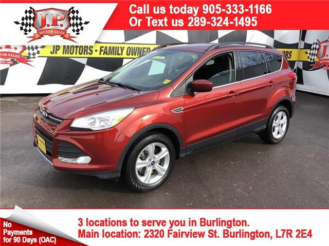 2016 Ford Escape SE (Stk: 46202) in Burlington - Image 1 of 26