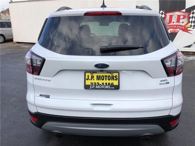 2018 Ford Escape SEL (Stk: 46223r) in Burlington - Image 7 of 27