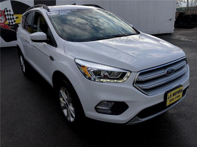 2018 Ford Escape SEL (Stk: 46223r) in Burlington - Image 9 of 27
