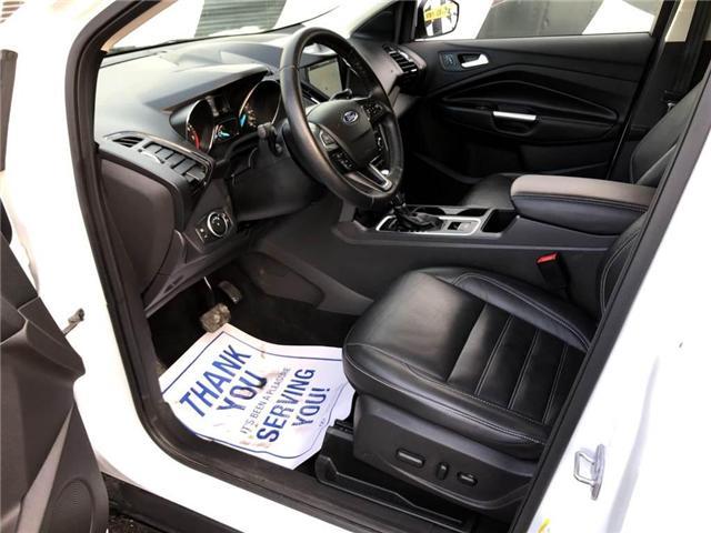 2018 Ford Escape SEL (Stk: 46223r) in Burlington - Image 13 of 27