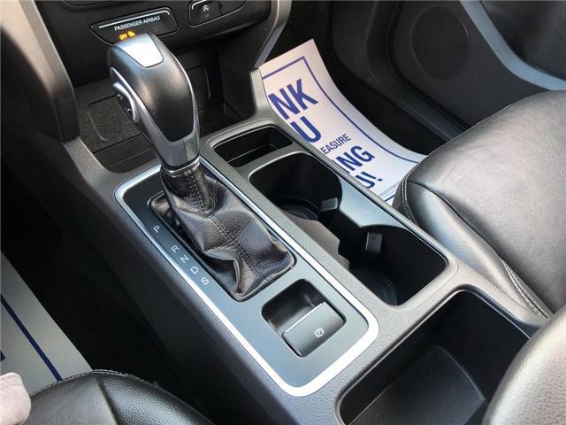 2018 Ford Escape SEL (Stk: 46223r) in Burlington - Image 17 of 27