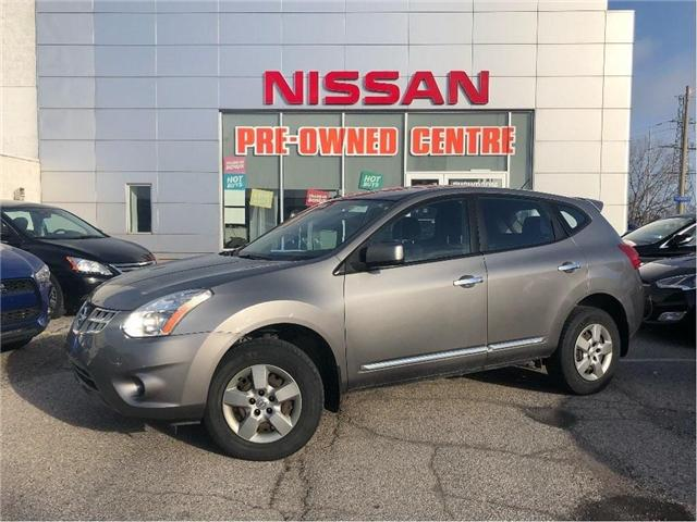 2012 Nissan Rogue-FWD SV (CVT) (Stk: M9832B) in Scarborough - Image 1 of 20