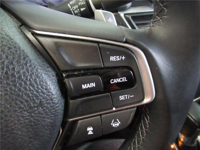 2018 Honda Accord Sport, HONDA CERTIFIED! (Stk: 9503582A) in Brampton - Image 20 of 30