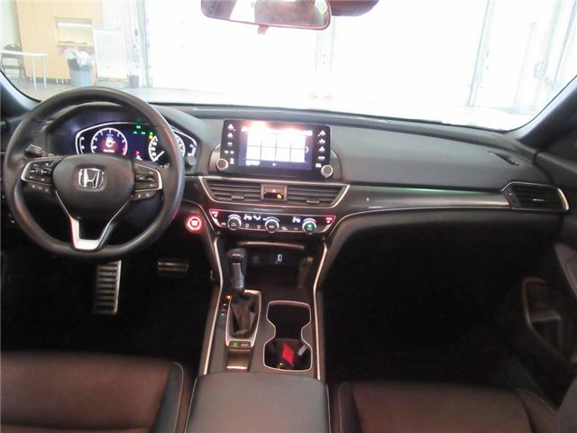 2018 Honda Accord Sport, HONDA CERTIFIED! (Stk: 9503582A) in Brampton - Image 30 of 30