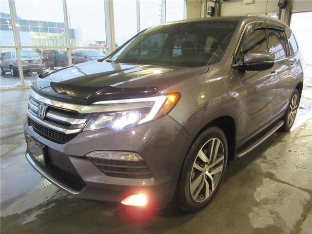 2018 Honda Pilot Touring, FULLY LOADED! (Stk: U03385) in Brampton - Image 1 of 29