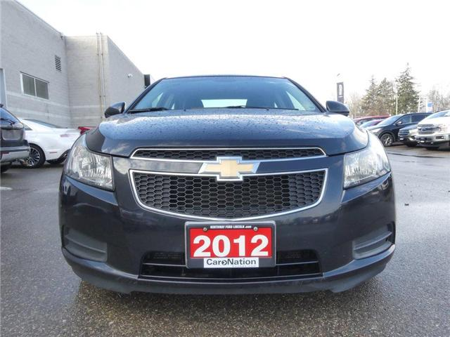 2012 Chevrolet Cruze LT Turbo | KEYLESS ENTRY | CRUISE CONTROL (Stk: F181171B) in Brantford - Image 2 of 27