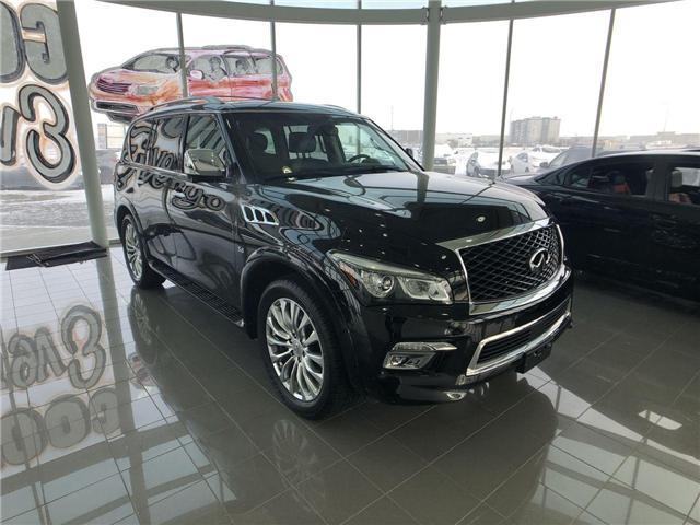 2017 Infiniti QX80  (Stk: 294001) in Calgary - Image 1 of 18