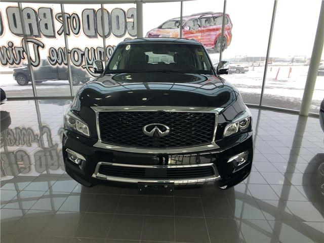 2017 Infiniti QX80  (Stk: 294001) in Calgary - Image 2 of 18