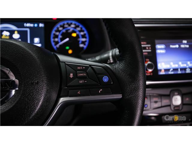 2018 Nissan LEAF SV (Stk: 18-143) in Kingston - Image 19 of 33