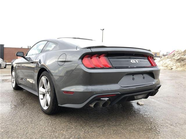 2018 Ford Mustang GT Premium (Stk: MS181586) in Barrie - Image 4 of 23