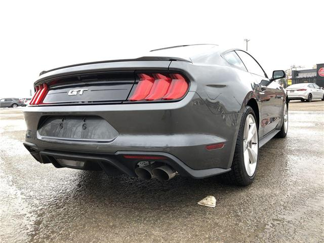 2018 Ford Mustang GT Premium (Stk: MS181586) in Barrie - Image 5 of 23