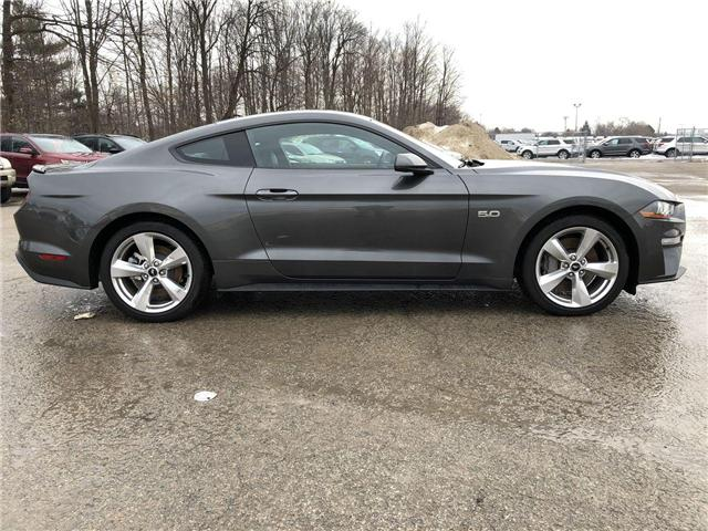 2018 Ford Mustang GT Premium (Stk: MS181586) in Barrie - Image 6 of 23
