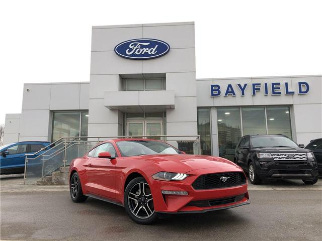 2019 Ford Mustang EcoBoost (Stk: MS19079) in Barrie - Image 1 of 20