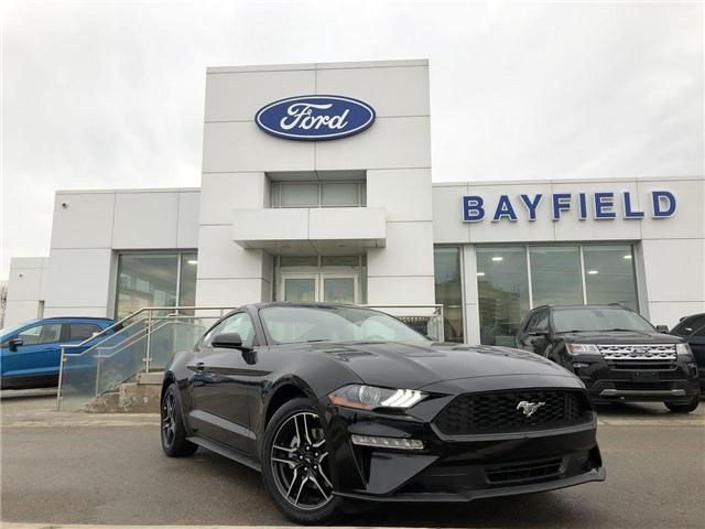 2019 Ford Mustang EcoBoost (Stk: MS19214) in Barrie - Image 1 of 19