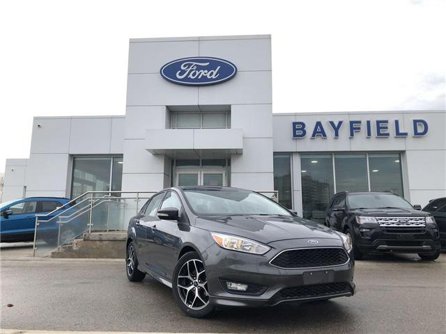 2018 Ford Focus SE (Stk: FC18933) in Barrie - Image 1 of 22
