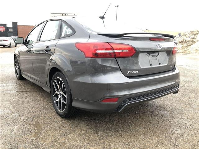 2018 Ford Focus SE (Stk: FC18933) in Barrie - Image 4 of 22