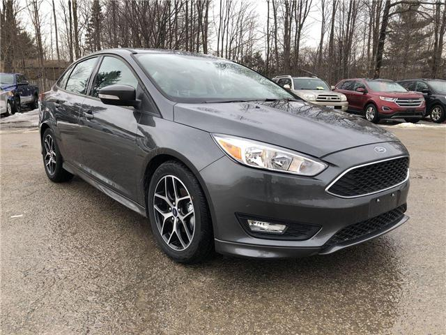2018 Ford Focus SE (Stk: FC18933) in Barrie - Image 7 of 22