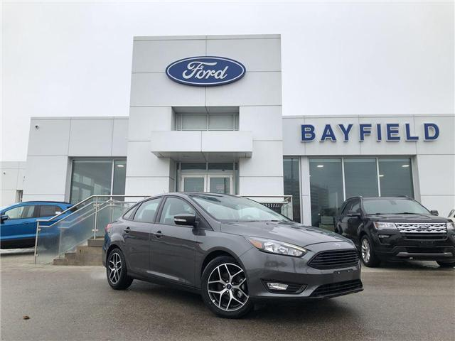 2018 Ford Focus SE (Stk: FC18814) in Barrie - Image 1 of 24