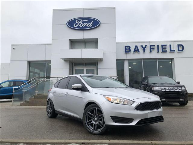 2018 Ford Focus SE (Stk: FC18666) in Barrie - Image 1 of 21