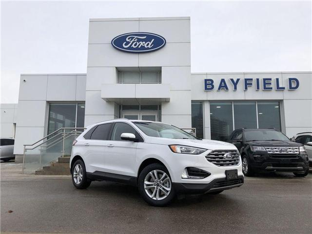2019 Ford Edge SEL (Stk: ED19172) in Barrie - Image 1 of 28