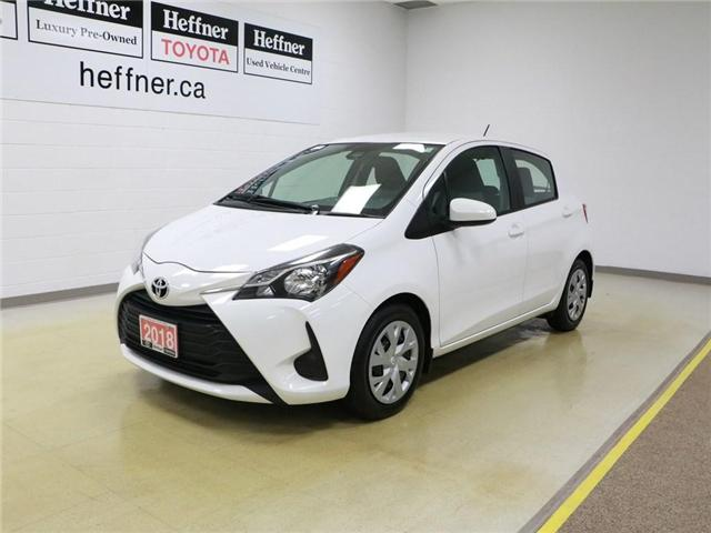2018 Toyota Yaris LE (Stk: 195053) in Kitchener - Image 1 of 29