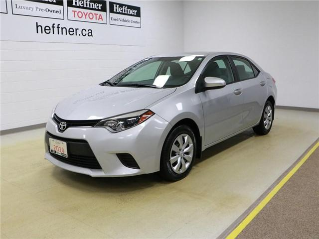 2014 Toyota Corolla LE (Stk: 195064) in Kitchener - Image 1 of 29