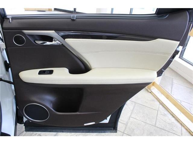 2017 Lexus RX 350 Base (Stk: 073784) in Milton - Image 36 of 47