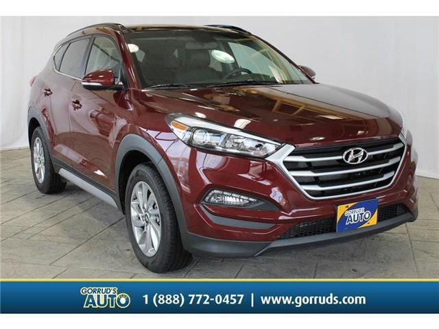 2017 Hyundai Tucson  (Stk: 571527) in Milton - Image 1 of 43
