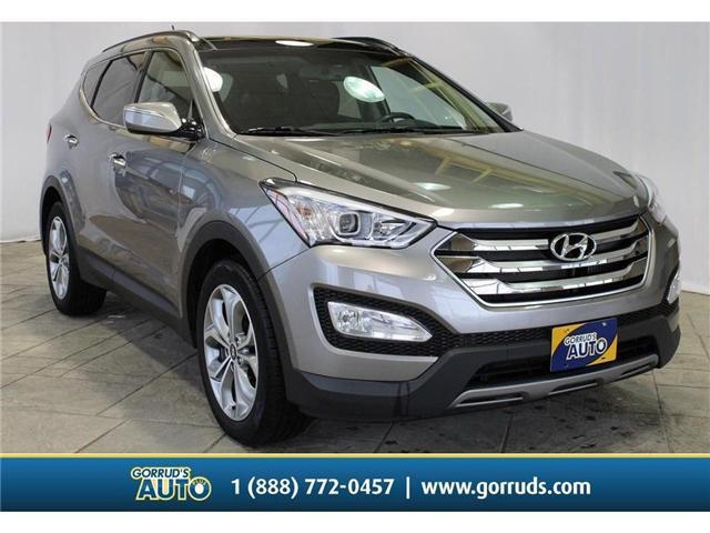 2016 Hyundai Santa Fe Sport Sport (Stk: 380300) in Milton - Image 1 of 44