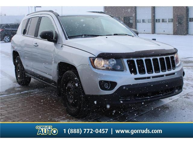 2012 Jeep Compass Sport/North (Stk: 672757) in Milton - Image 1 of 14