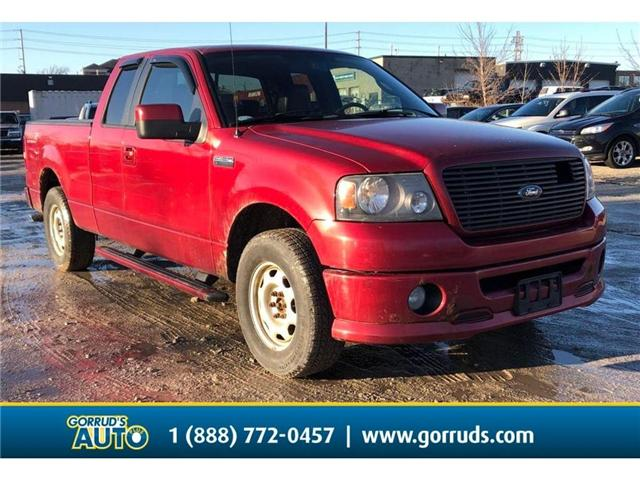 2007 Ford F-150 FX2 (Stk: D39732) in Milton - Image 1 of 14