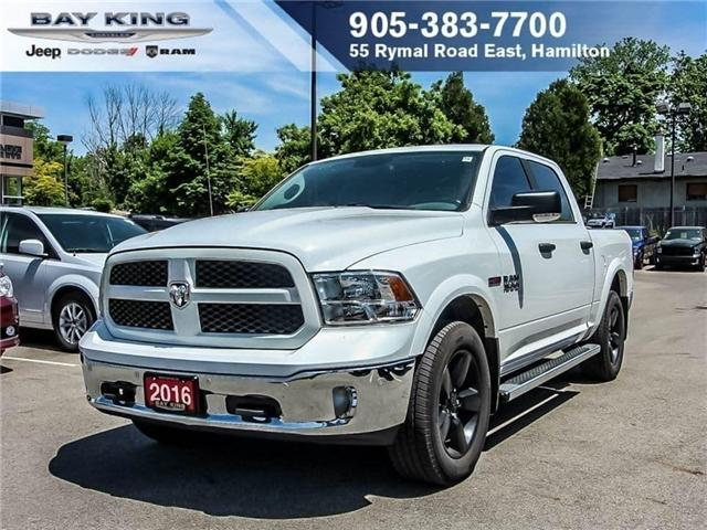 2016 RAM 1500 SLT (Stk: 187147A) in Hamilton - Image 1 of 6