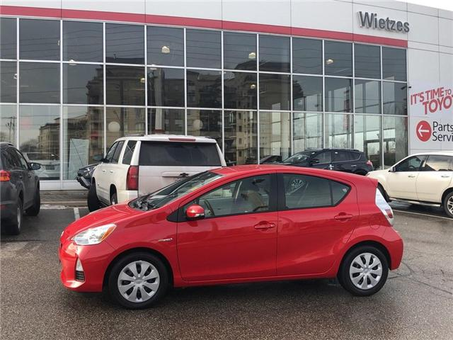 2014 Toyota Prius C  (Stk: U2180A) in Vaughan - Image 2 of 19