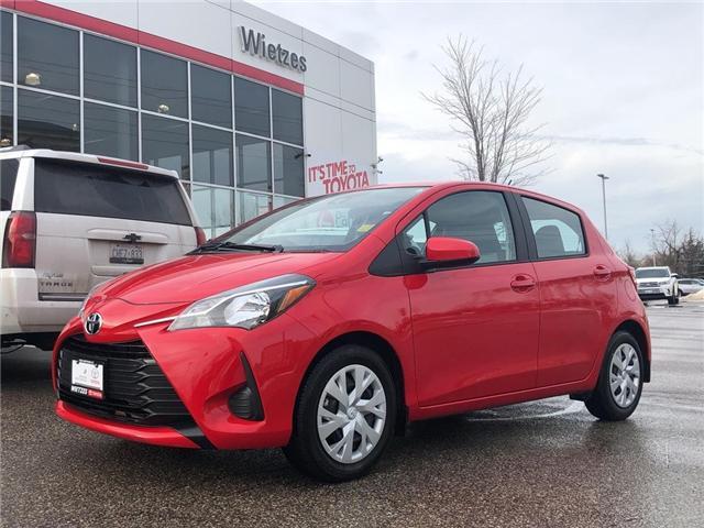 2018 Toyota Yaris LE (Stk: U2300) in Vaughan - Image 1 of 20
