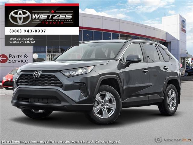 2019 Toyota RAV4 FWD LE (Stk: 68090) in Vaughan - Image 1 of 24