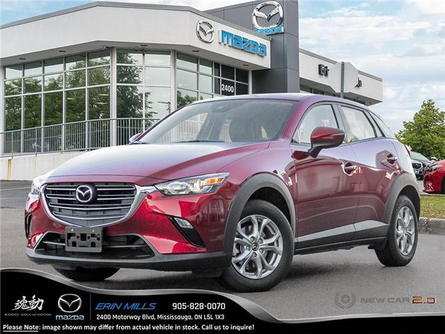 2019 Mazda CX-3 GS (Stk: 19-0148) in Mississauga - Image 1 of 24